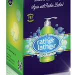 Rather Lather soap kit - all-in-one package