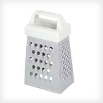 Stainless Steel Soap Grater (thumb)